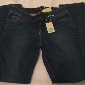 Mini Boden Girls Indigo Jeans